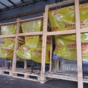 18 ноября пришли котлы из Турции на склад в Москву 5
