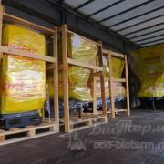 18 ноября пришли котлы из Турции на склад в Москву 6