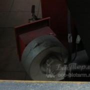 Оригинальный регулятор контроля воздуха пелетного котла Emtas