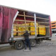 18 ноября пришли котлы из Турции на склад в Москву 3