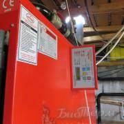 пеллетный котел EmtasBioter мощностью 250 кВт (фото со вспышкой)