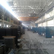 Цех на заводе Emtas