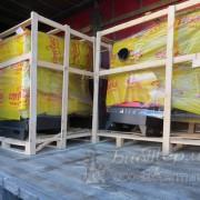 18 ноября пришли котлы из Турции на склад в Москву 15