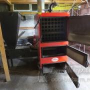 пеллетный котел EmtasBioter мощностью 250 кВт