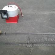 инструмент для чистки в комплекте к котлу на пеллетах Emtas