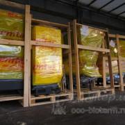 18 ноября пришли котлы из Турции на склад в Москву 7